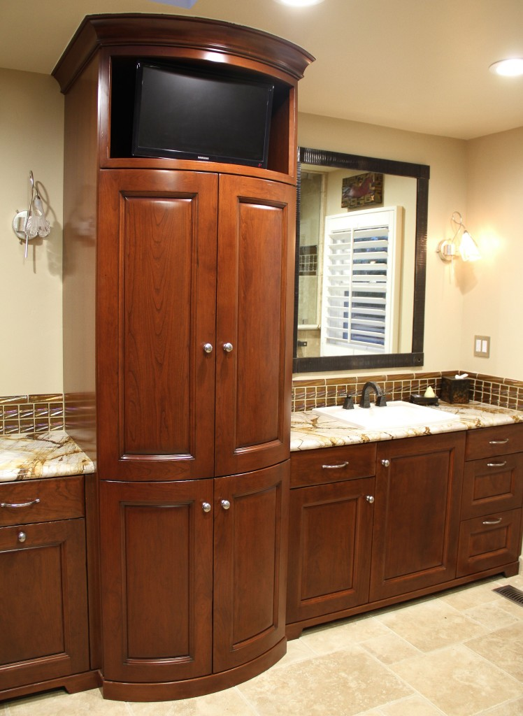 Cage Design Buildselecting Bathroom And Kitchen Cabinet Wood