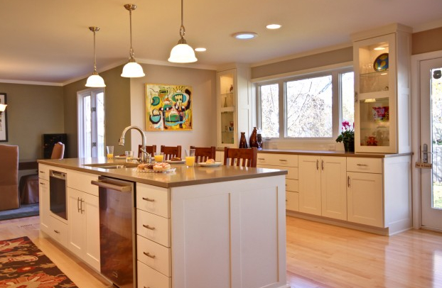 Great Ways For Lighting A Kitchen: CAGE Design BuildHome Lighting: 3 Ways To Make It Brighter