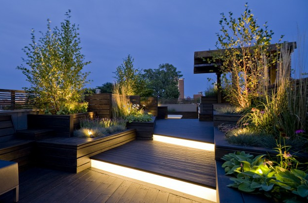 Led Exterior Lighting
