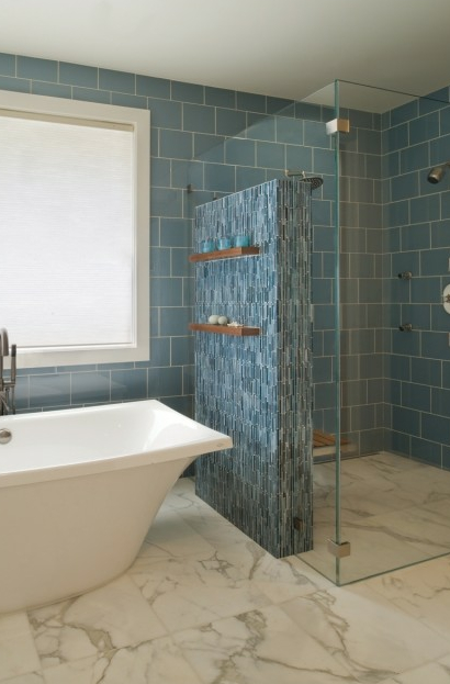 Bathroom Remodeling Trends Heavy Glass Shower Doors
