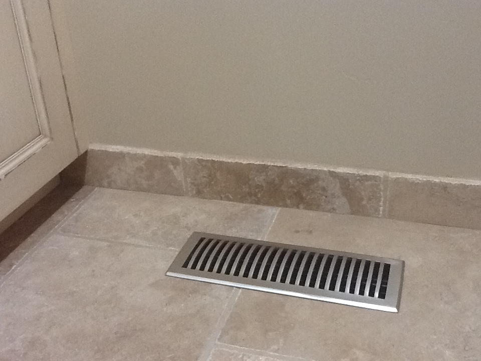 Good Bathroom Tile Baseboard Ideas Part - 10: Bathrooms ...