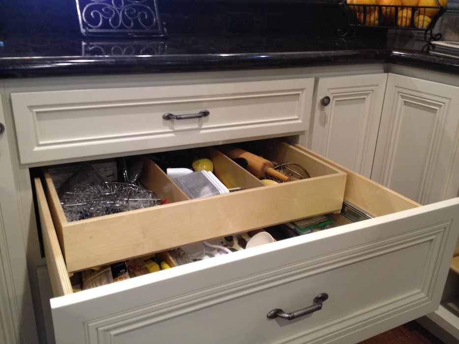 kitchen drawer dividers cage design buildkitchen organization tips the 11624