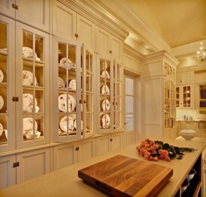 Cottonwood Cabinets in a country kitchen