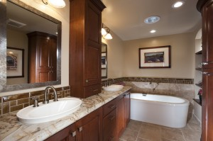 Saratoga Remodeling Project Phase 2, Hall Bathroom Remodel