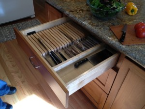 Los Gatos Knife Storage