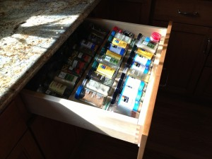 Los Gatos Spice Drawer