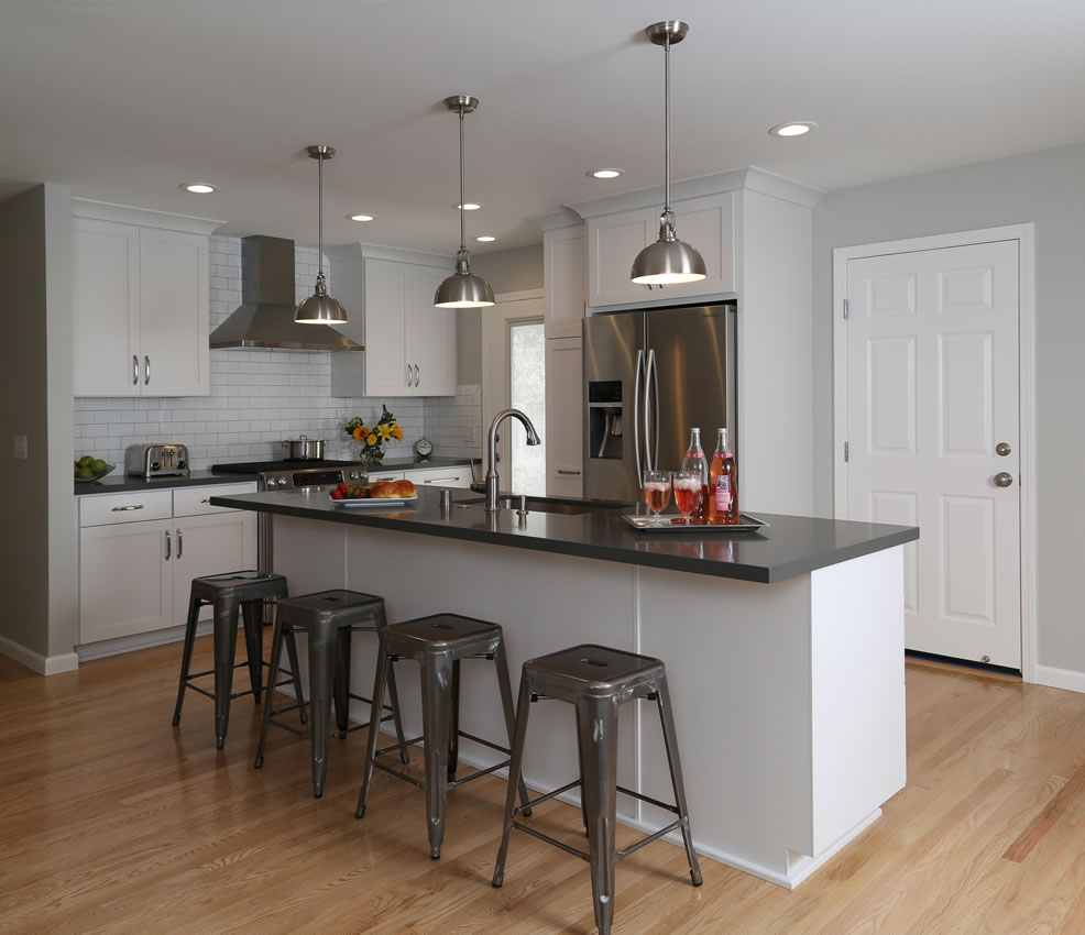 San Jose Kitchen remodel with new