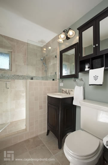 San jose home remodeling spotlight cage design build for Bath remodel green bay