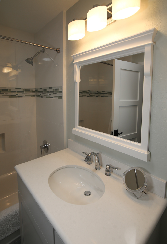 San jose bathroom remodel