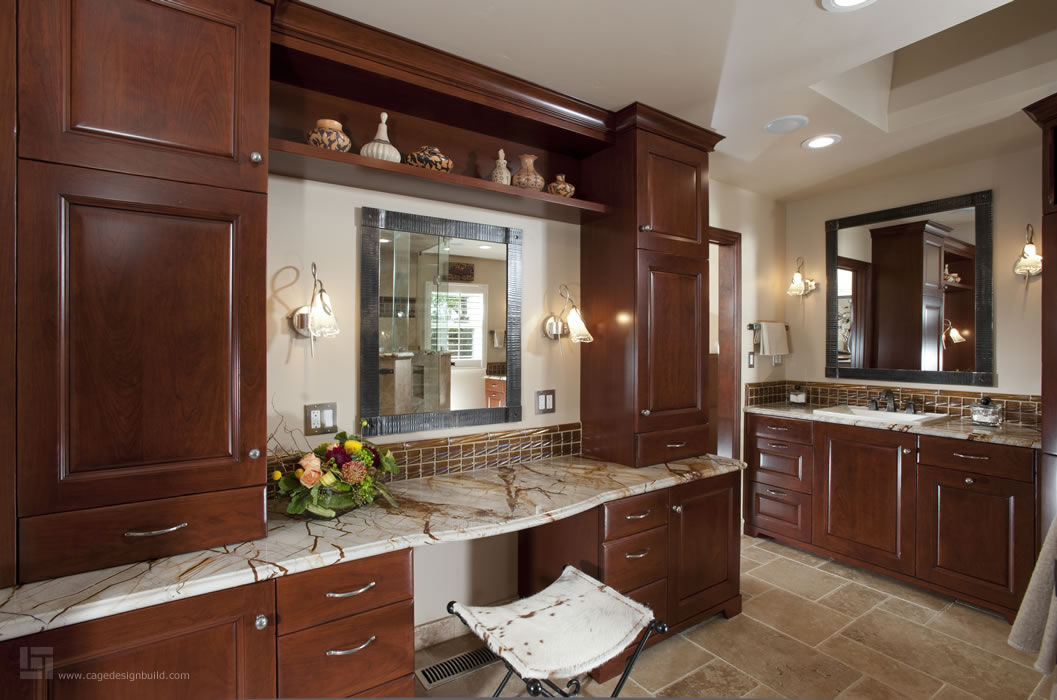 Remodel Of The Master Bathroom Included Extensive Rework Of The Space And  Inclusion Of An Extra ...