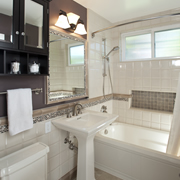 New San Jose Master Bathroom Remodel  Transforming Houses Into Homes