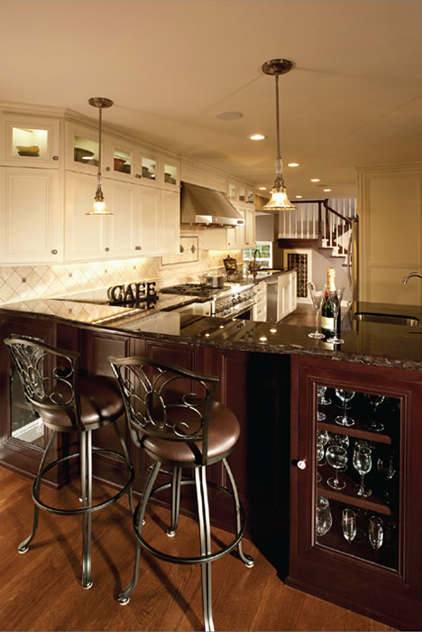 San jose home remodeling spotlight cage design build Kitchen design center san jose